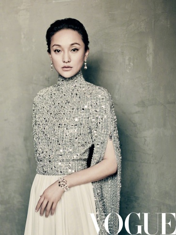 Zhou Xun for Vogue China September 2018-8