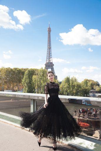 Angelababy in Dior Resort 2019-4