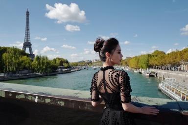 Angelababy in Dior Resort 2019-6