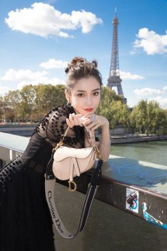 Angelababy in Dior Resort 2019-8