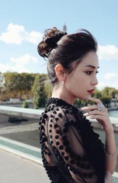Angelababy in Dior Resort 2019-9