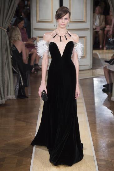Armani Prive Fall 2018 Couture