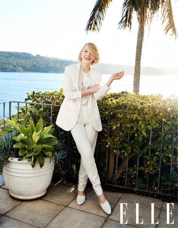 Cate Blanchett for ELLE China November 2018-6