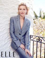 Cate Blanchett for ELLE China November 2018-8