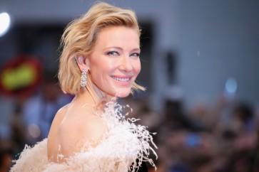 Cate Blanchett in Armani Prive Fall 2018 Couture-9