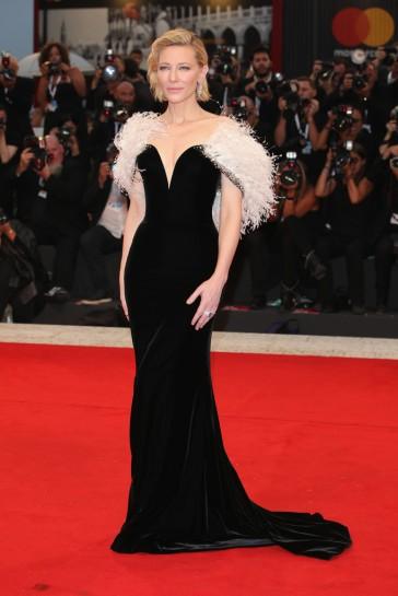 Cate Blanchett in Armani Prive Fall 2018 Couture