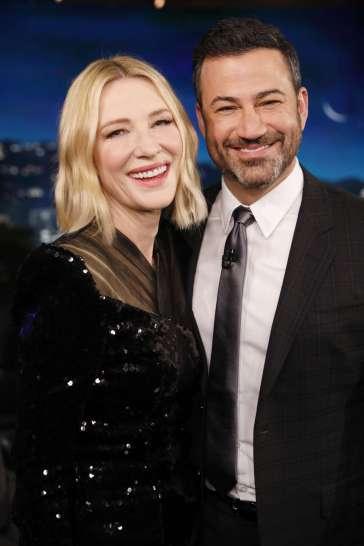 Cate Blanchett in Balmain Fall 2018-3