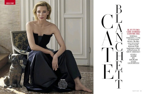 Cate Blanchett Vanity Fair Italia October 2018-1