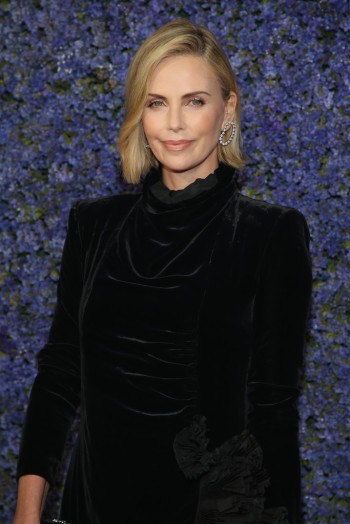 Charlize Theron in Gucci Fall 2018-2