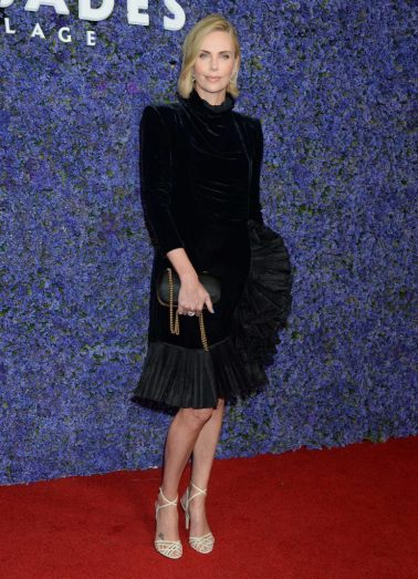 Charlize Theron in Gucci Fall 2018-3