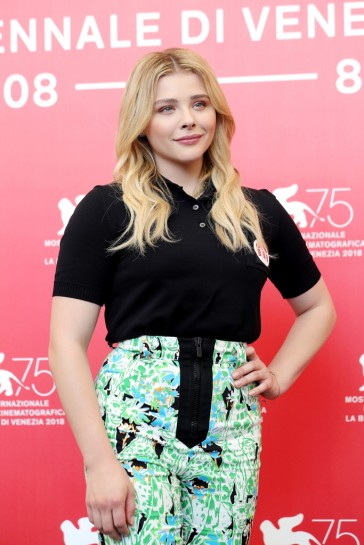Chloe Grace Moretz in Miu Miu Pre-Fall 2019-4