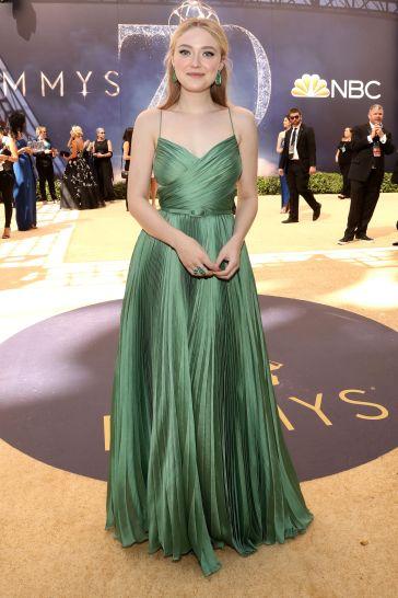Dakota Fanning in Christian Dior Fall 2018 Couture-1