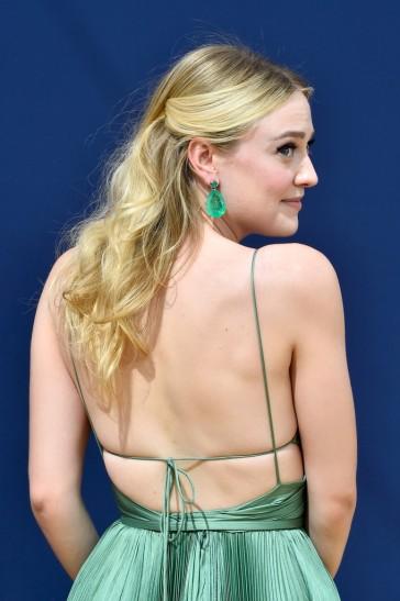 Dakota Fanning in Christian Dior Fall 2018 Couture-4