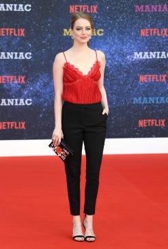 Emma Stone in Louis Vuitton Resort 2019-5