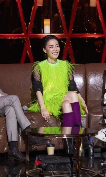 Faye Wong in Prada Fall 2018-1