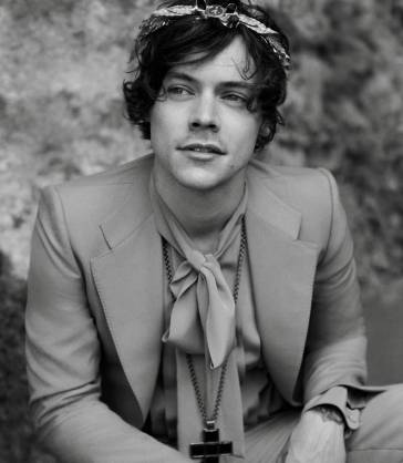 Harry Styles Gucci Cruise 2019 Campaign-8