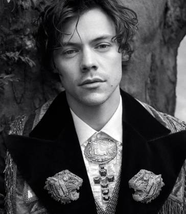 Harry Styles Gucci Cruise 2019 Campaign-9