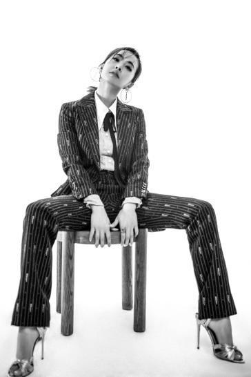Jolin Tsai in Gucci Pre-Fall 2018-4