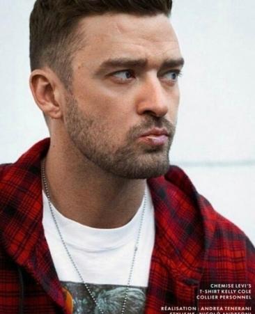 Justin Timberlake GQ France October 2018-5