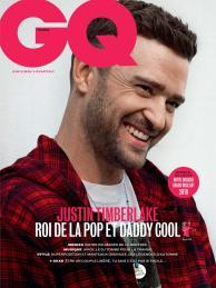 Justin Timberlake GQ France October 2018 Cover B