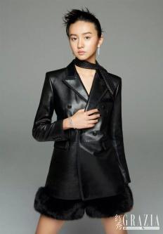 Koki for Grazia China September 2018-8