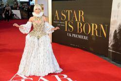 Lady Gaga in Alexander McQueen Fall 2013-10