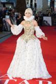 Lady Gaga in Alexander McQueen Fall 2013-11