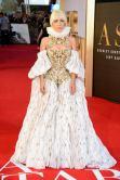 Lady Gaga in Alexander McQueen Fall 2013-9