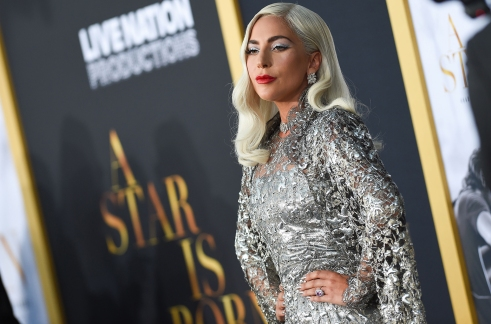 Lady Gaga in Givenchy-4