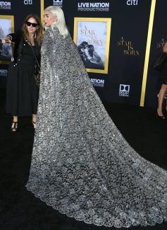 Lady Gaga in Givenchy-5