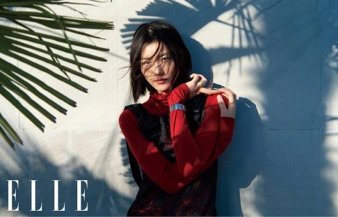 Liu Wen for ELLE China October 2018-12