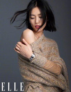 Liu Wen for ELLE China October 2018-5