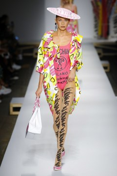 Moschino Spring 2019 Look 45