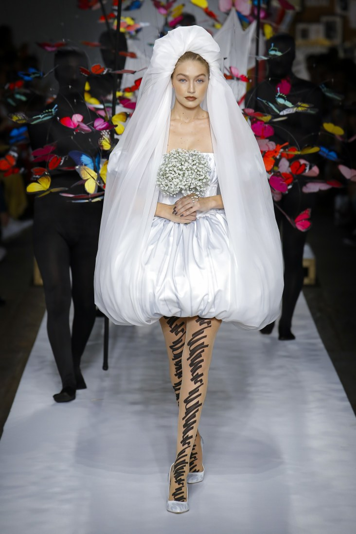 Moschino Spring 2019 Look 66