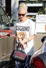 Moschino Teddy Bear-Gwen Stefani