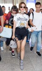 Moschino Teddy Bear-Jolin Tsai