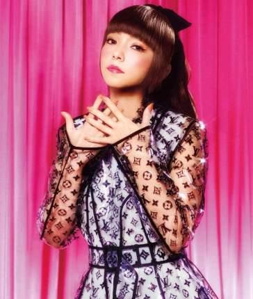 Namie Amuro Nylon Japan September 2018-13