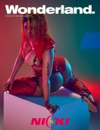 Nicki Minaj for Wonderland Autumn 2018-5