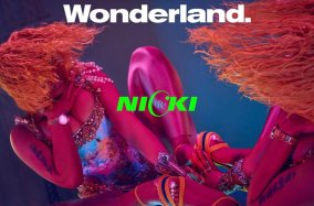 Nicki Minaj for Wonderland Autumn 2018-7