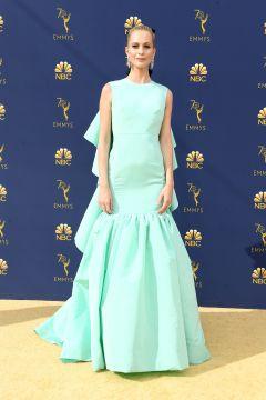 Poppy Delevingne in Giambattista Valli Fall 2018 Couture-4