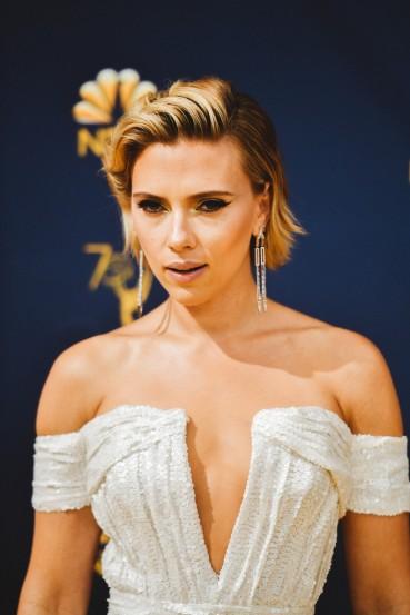 Scarlett Johansson in Balmain-3
