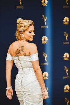 Scarlett Johansson in Balmain-5