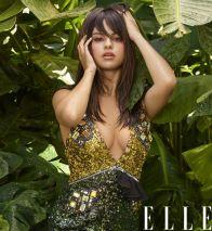 Selena Gomez for US Elle October 2018-1