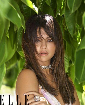 Selena Gomez for US Elle October 2018-5