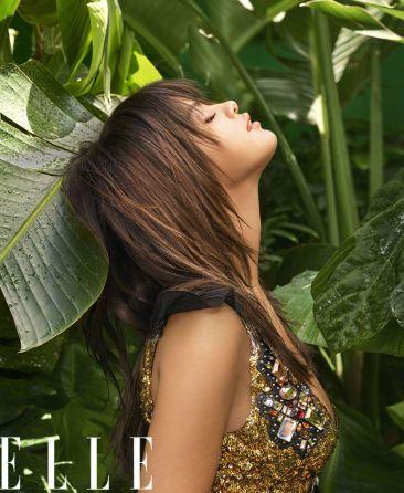 Selena Gomez for US Elle October 2018-6