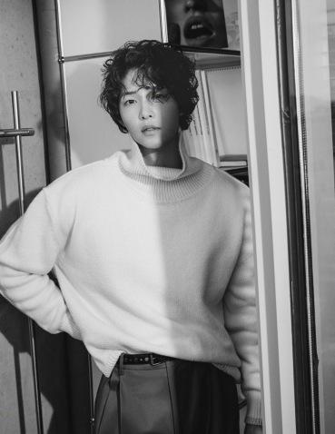 Song Joong-ki for Esquire Korea September 2018-3