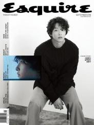 Song Joong-ki for Esquire Korea September 2018 Cover B