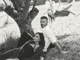 The Beckhams for Vogue UK October 2018-8