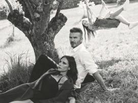 The Beckhams for Vogue UK October 2018-8