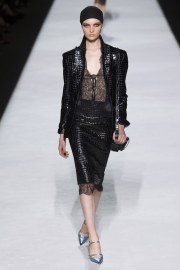 Tom Ford Spring 2019 Look 1